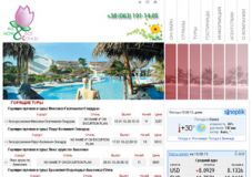 Туристический Средний